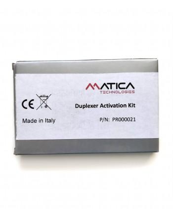 Duplex activation kit