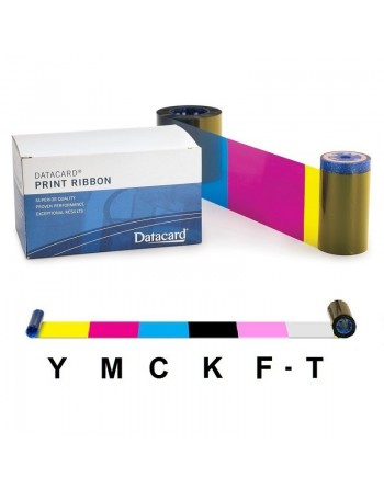 Color Ribbon Kit, YMCKFT